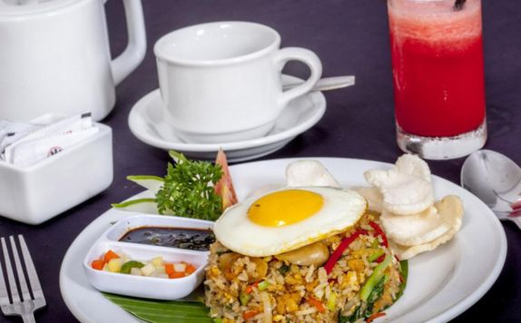 Food and Beverages di Grand Jimbaran Boutique Hotel & Spa