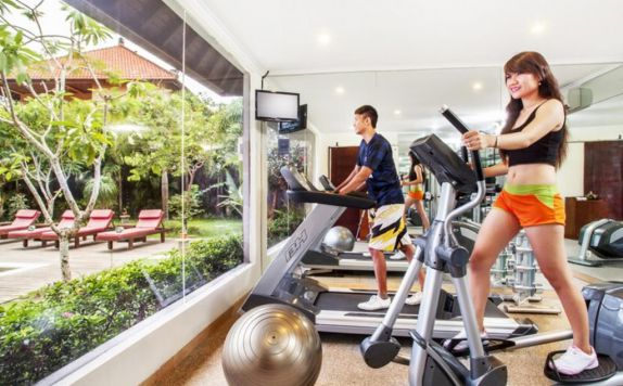 gym di Grand Jimbaran Boutique Hotel & Spa