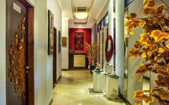 interior di Grand Jimbaran Boutique Hotel & Spa