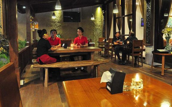 Restaurant di Grand Jimbaran Boutique Hotel & Spa