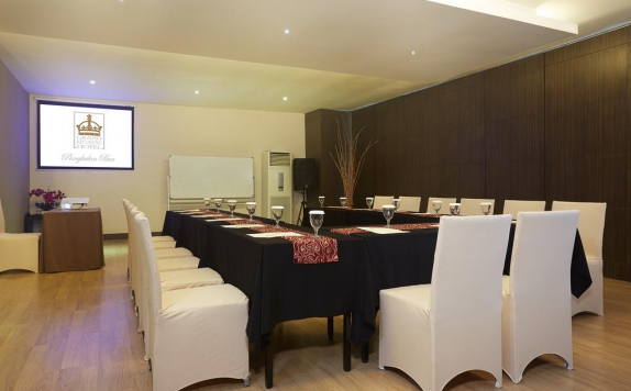Meeting room di Grand Kecubung Hotel