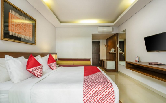 Bedroom di Grand Mirah Boutique Hotel