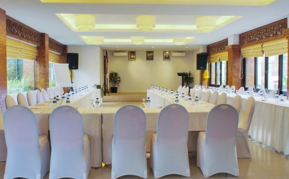 Meeting room di Grand Mirah Boutique Hotel