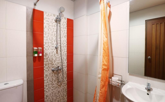 Bathroom di Grand Sinar Indah Hotel
