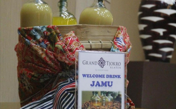 food and beverages di Grand Tjokro Klaten