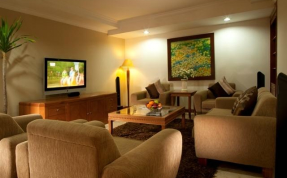 Amenities di Grand Tropic Suites