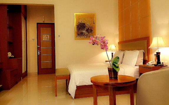 Guest Room di Grand Ussu Hotel and Convention