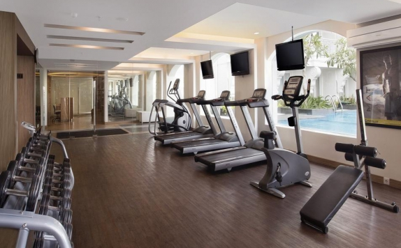 Gym di Grand Zuri BSD City