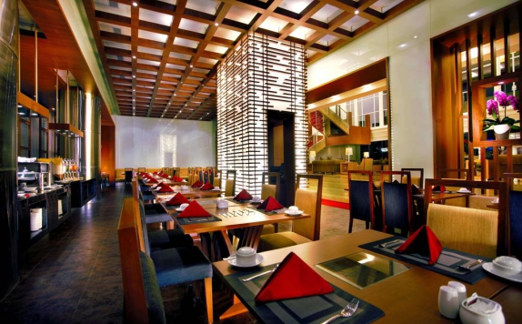 Restaurant di Grand Zuri BSD City