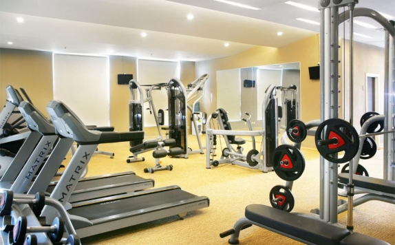 gym di Grand Zuri Muara Enim