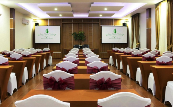 Ballroom di Green Tropical Village Belitung