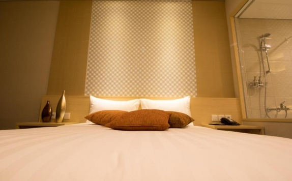 Guest room di GTV Hotel and Service Apartment