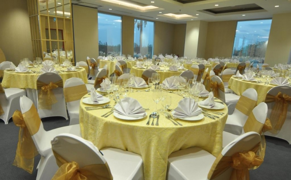 Restaurant di GTV Hotel and Service Apartment
