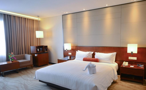 guest room di Gumaya Tower Hotel