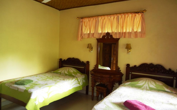 Guest Room di Gusti S Garden Bungalows
