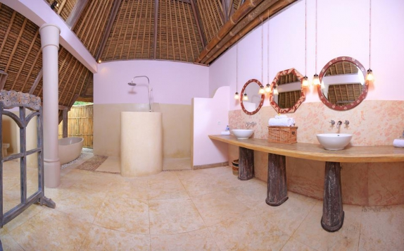 Bathroom di Hacienda Villas Canggu