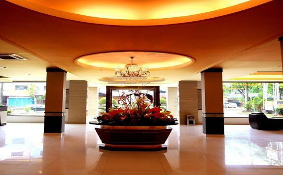 another lobby di Halim Hotel