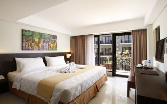 Deluxe King di Hardys Rofa Hotel & Spa - Legian (Formerly Rofa Galleria Hotel and Villas)
