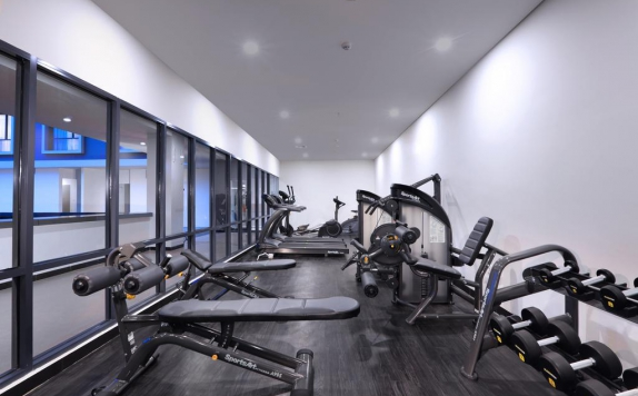 Gym and Fitness Center di Harper Palembang