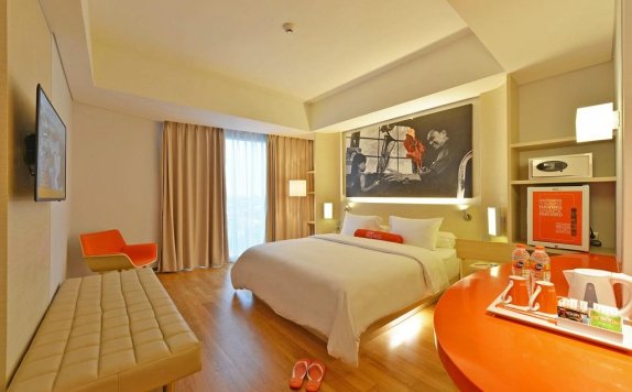 Guest Room di Harris Hotel and Convention Solo