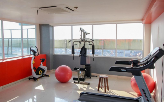 Gym and Fitness Center di Harris Pontianak