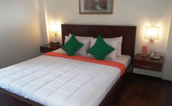 guest room di Helios Hotel