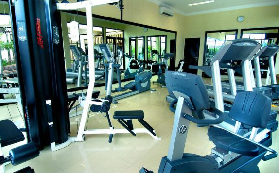 gym di Hermes Palace Hotel Banda Aceh