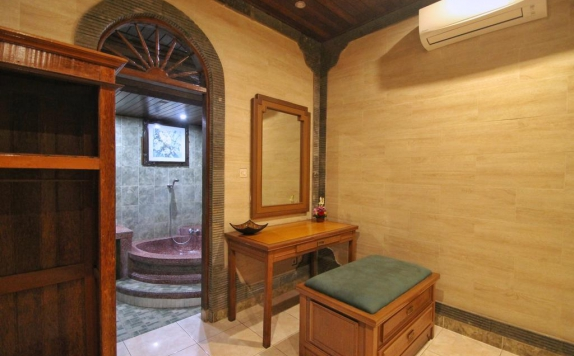 Guest room di Hibiscus Cottages