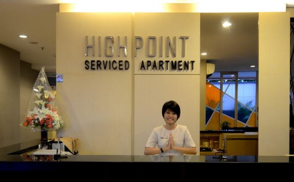 Receptionist di High Point Serviced Apartment
