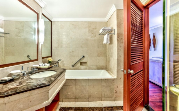 Bathroom di Hilton Bali Resort
