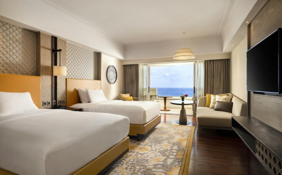 Guest Room di Hilton Bali Resort