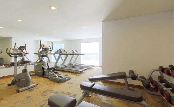 Gym and Fitness Center di Holiday Inn Express Jakarta Pluit Citygate