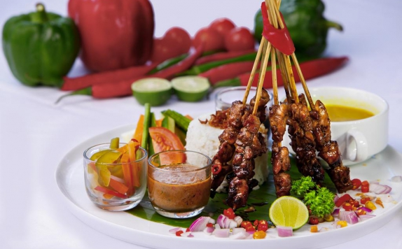 Foods and Beverage Hotel di Holiday Resort