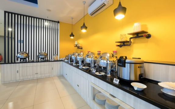 Food and Beverages di Hotel 88 Bekasi