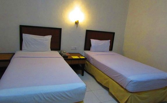 twin bed di Hotel Andalucia