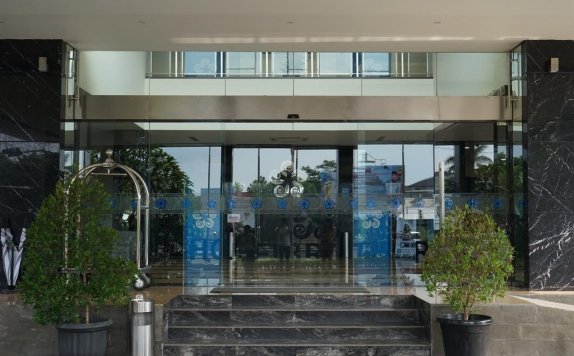 Front view di Hotel Brothers
