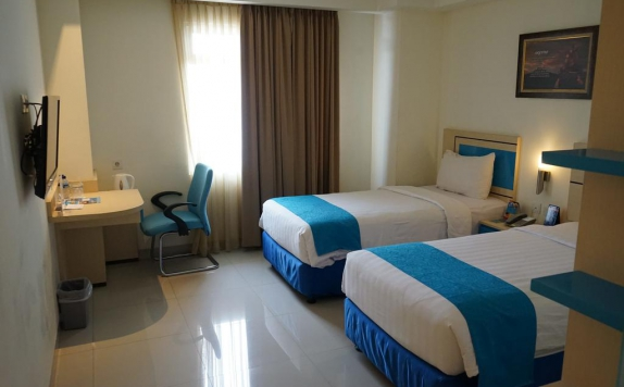 guest room di Hotel Brothers