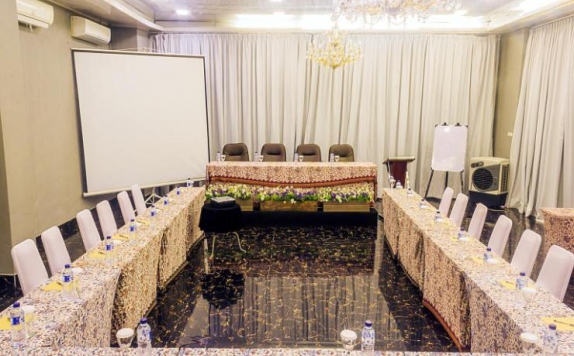 meeting room di Hotel Bunga Bunga