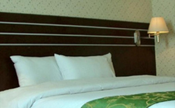 Guest Room di Hotel Grand Antares