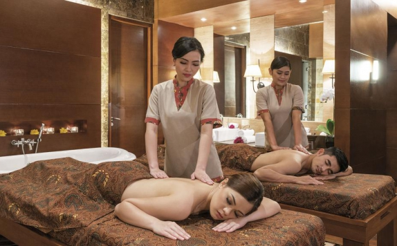 spa di Hotel Indonesia Kempinski