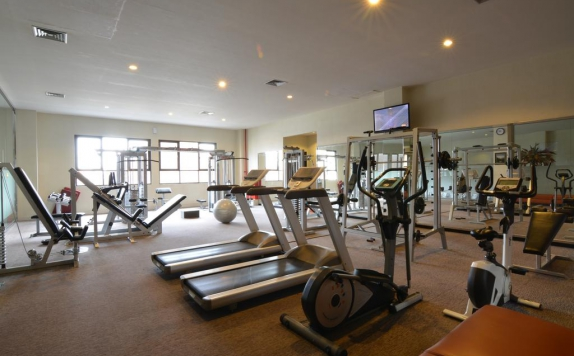 Gym and Fitness Center di Hotel Istana