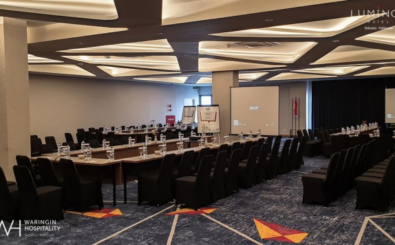 Meeting Room di Hotel Luminor Sidoarjo