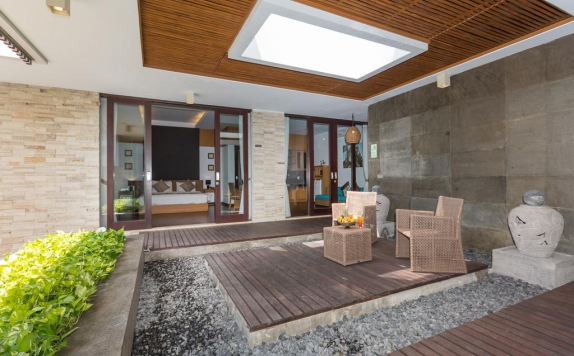Interior di Nagisa Bali Easy Living Villas