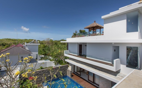 Swimming Pool di Nagisa Bali Easy Living Villas