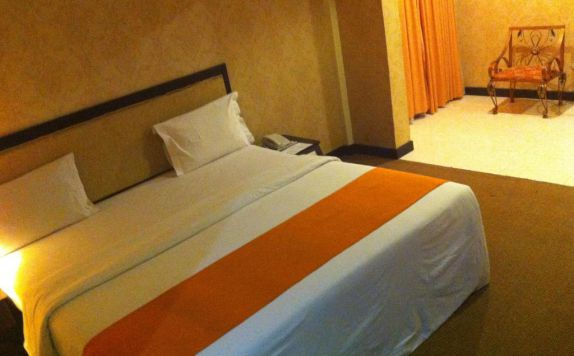 Double Bed Room Hotel di Hotel New Rachmat