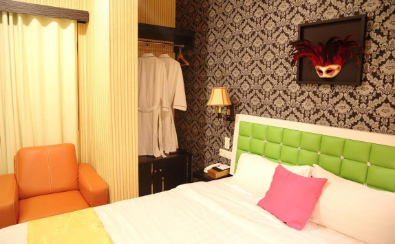 Guest Room di Hotel RO&VI Boutique