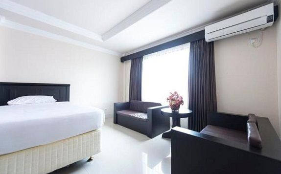 Guest room di Hotel Surya Kahayan