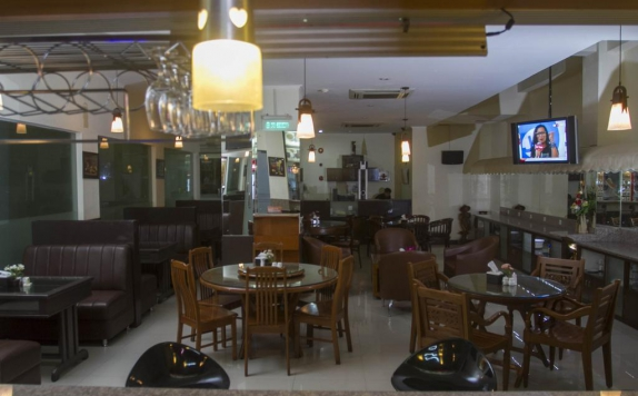 Restaurant di House Of Arsonia Tulip