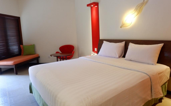 Tampilan Bedroom Hotel di Ibis All Seasons Resort