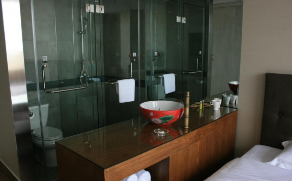 Bathroom di I Hotel